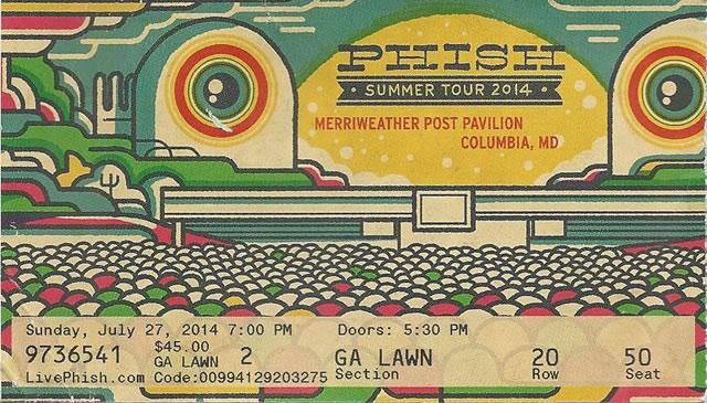 phish-merriweather-2014-july-27-stub