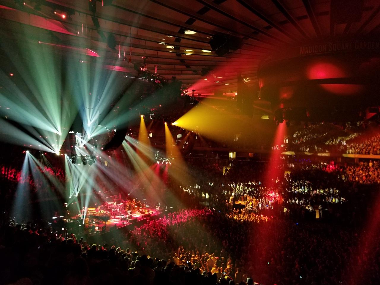 Phish / Madison Square Garden / New York, NY / Shows