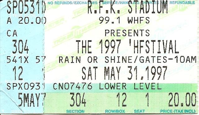 HFStival 1997
