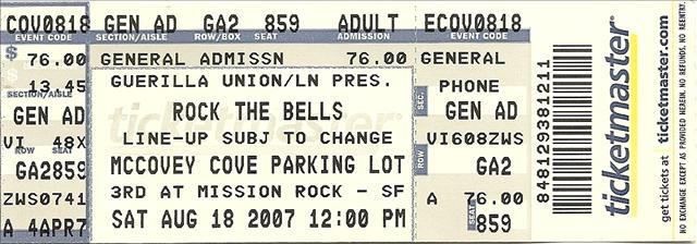 Rock the Bells